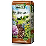 Rindenmulch Plantop 70 Liter Körnung 10-40mm NEU Garten-Mulch Dekormulch Qualität