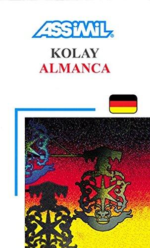 Assimil Deutsch ohne Mühe heute für Türken. Assimil Kolay Almanca.