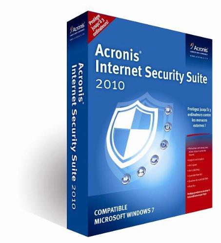 Acronis ISHPBZFRS software antivirus