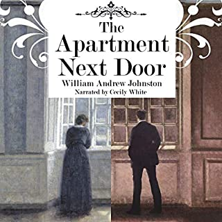 The Apartment Next Door audiobook cover art