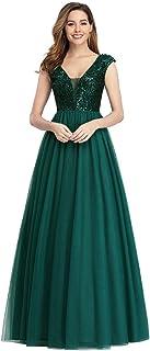 Vestiti Cerimonia Verde Smeraldo.Amazon It Abiti Da Cerimonia Verde Vestiti Donna Abbigliamento