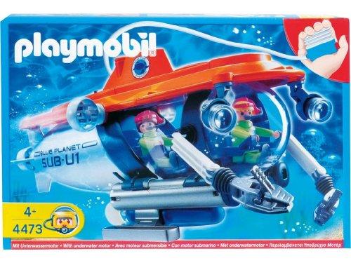 Playmobil 4473 - Submarino de Investigación