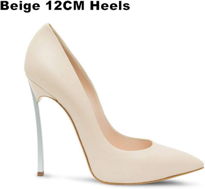 goldencar Women shoes High Heels Women Pumps Stiletto 12CM Heels Sexy shoes Woman High Heels Patent Leather