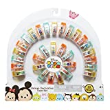 Tsum Tsum Disney Deluxe Decorative Tape Set (30 Pack) Playset