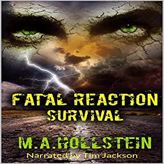Fatal Reaction, Survival cover art