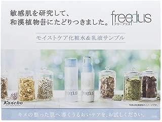 フリープラス モイストケアローション2(化粧水 しっとりタイプ)3mL+モイストケアエマルジョン2(乳液 しっとりタイプ)1mL【実質無料サンプルストア対象】