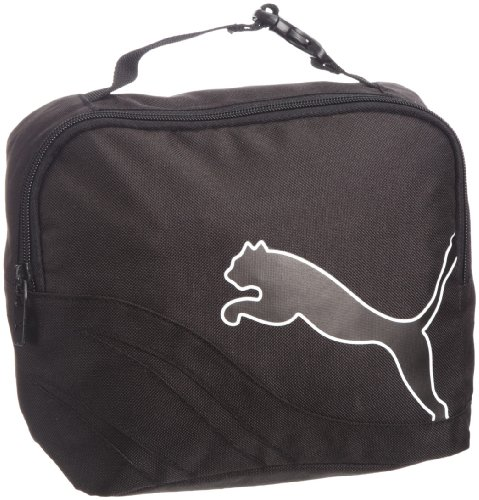 PUMA Kulturbeutel PowerCat 5.10 Wash Bag, Black-Black-White, UA, 067207 01