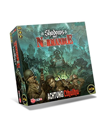 Shadows Over Normandie Board Game by IELLO