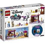LEGO Frozen 2 - L'Avventura sul Carro di Elsa nel Paese delle Meraviglie di Disney