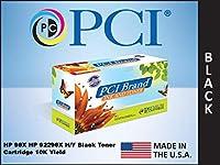 プレミアム互換機Inc。92298ARPC交換用トナーカートリッジインクHewlett Packardプリンタ、ブラック