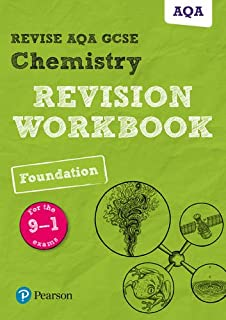 Revise AQA GCSE Chemistry Foundation Revision Workbook: for the 9-1 exams (Revise AQA GCSE Science 16)