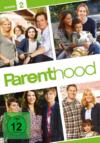 Parenthood - Season 2 (6 DVDs)