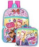 Jojo Siwa 16' Backpack with Lunch Bag