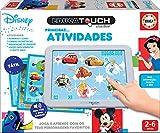 Educa 17951 Touch Junior Primeiras atividades Jogue e aprenda com os personagens da Disney. + 3 años. Ref