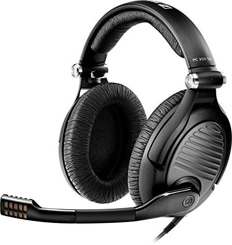 Sennheiser PC 350 Edición Especial 2015 - Auriculares con cancelación de ruido, negro