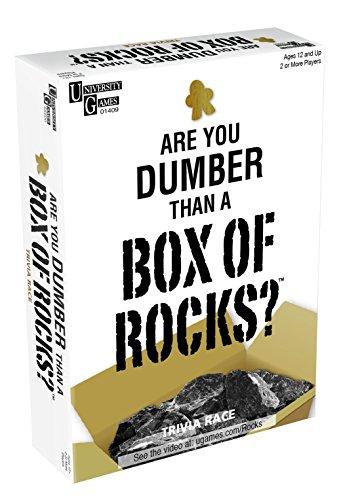 University Games - are You Dumber Than A Box of Rocks JungleDealsBlog.com