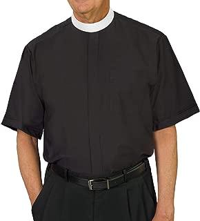 short sleeve clergy shirts
