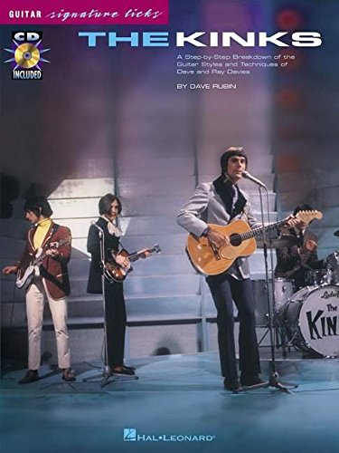 Partition : Kinks Signature Licks + Cd
