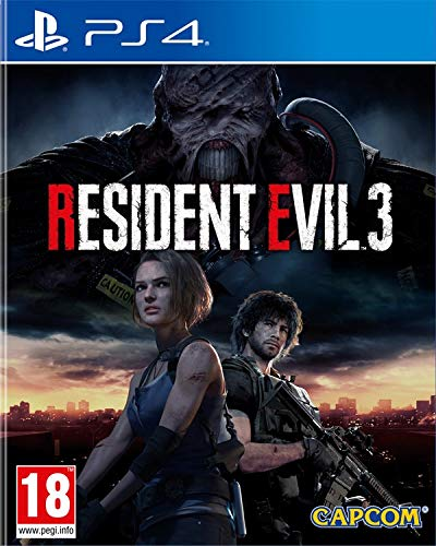 Resident Evil 3 Remake Limited [Lenticular Bonus uncut Edition] (Deutsche Sprache) 100 % uncut