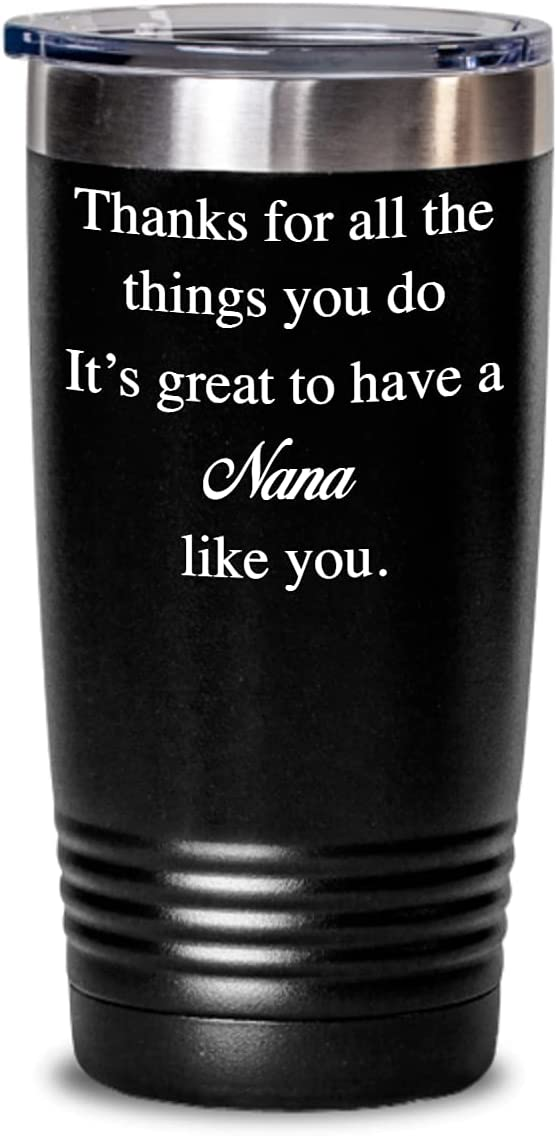 Max 47% OFF nana thank you Ranking TOP18 gift Mothers Birthday for gra Day Christmas