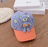 Sombreros para niños de primavera, gorras de béisbol de osos a juego de colores, sombreros de verano para niños y niñas, gorros casuales para bebés, gorras de tenis, gorras de golf, gorras de pesca