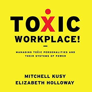 Toxic Workplace! cover art