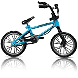 Finger Bike Series,Replica Bike with Real Metal Frame, Graphics, and Moveable Parts for Flick Tricks, and Finger Bike Games