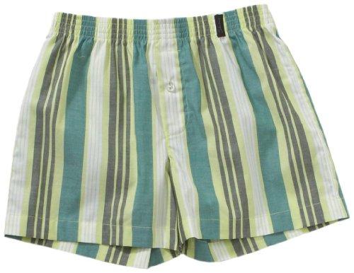 Skiny Jungen Short Boxer Selection Boys / 5514 Boys Boxer Shorts, Gr. 140, Mehrfarbig (1482 Lemon)