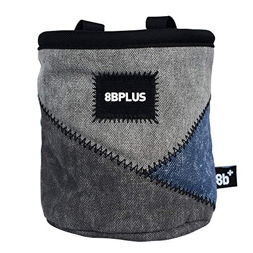 8b+ Chalkbag Probag - 8bplus, Farbe:Blue-Grey