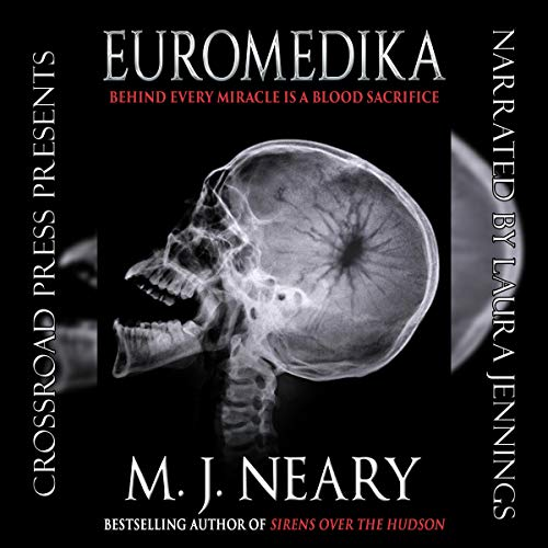 EuroMedika audiobook cover art