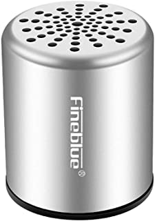 Huphoon Speakers Mini Bluetooth Bass Wireless Speaker Supported TF Card Playing Portable Outdoor Lightweight