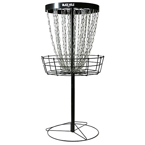 top rated 24-Chain MVP Black Hole Pro Portable Disc Golf Cart 2020