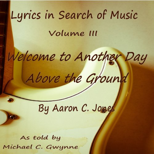 Lyrics in Search of Music audiobook cover art