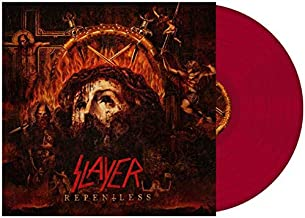 Repentless (Limited Edition Red Opaque Colored Vinyl) [Condition-VG+NM]