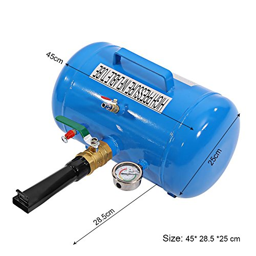 Air Compressor For Car Tires, 17.72 X 9.84Inch Air Compressor Tire Inflator, Portable for Tractors Tires All Tires Cars Tires