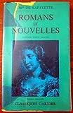 Romans et Nouvelles - Garnier Freres