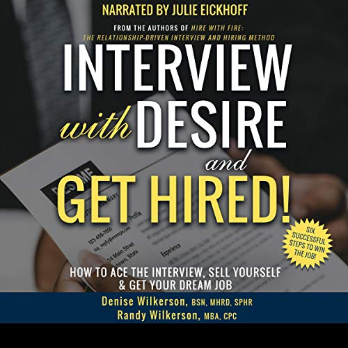 Page de couverture de Interview with Desire and Get Hired!