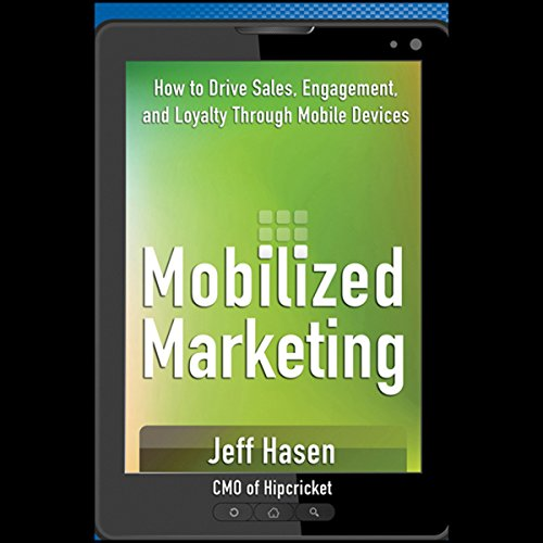 Mobilized Marketing audiobook cover art