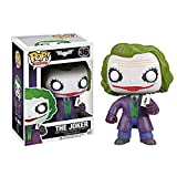 Funko Pop Heroes : Dark Knight - The Joker Figure Gift Vinyl 3.75inch for Villain Heros Movie Fans SuperCollection
