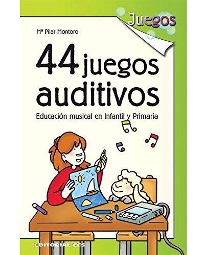44 Juegos Auditivos- 2ª Edición: Educación musical en Infantil y Primaria: 7