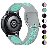 EZCO Sport Bands Compatible with Samsung Galaxy Watch Active 2...