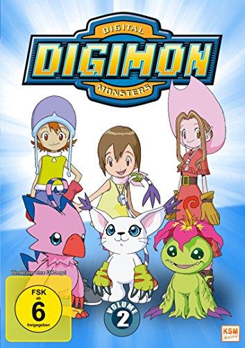 Digimon Adventure 01 (Volume 2: Episode 19-36) [3 DVDs]