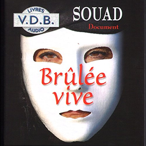 Brûlée vive cover art