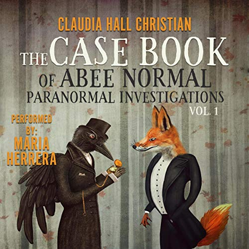 The Case Book of Abee Normal audiobook cover art