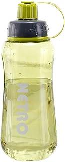 Muium Botella portátil del Viaje del té del Deporte del Viaje Botella del Viaje del Agua 600ml Botella de Agua Reutilizable Delgado para la Escuela Actividad