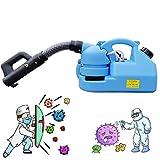 7L Pulverizador de nebulización ULV eléctrico,Pulverizador ULV eléctrico Máquina,Ultra Capacidad,portátil,ultrabajo,atomizador,máquina de desinfección,Mata Mosquitos,para interiores/exteriores Garden