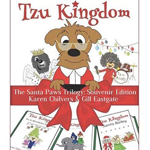 The Santa Paws Trilogy cover art
