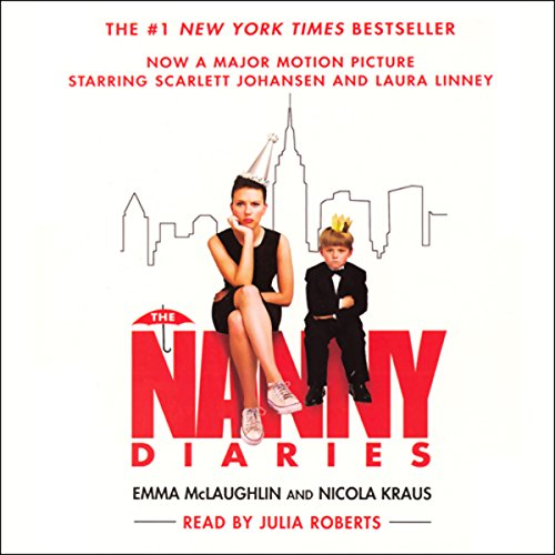 The Nanny Diaries audiobook cover art