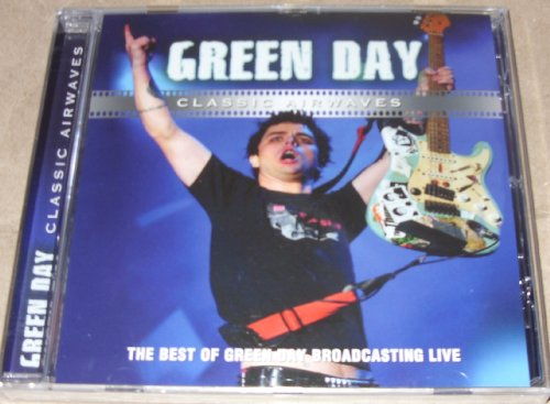 GREEN DAY - CLASSIC AIRWAVES - LIVE CD ALBUM NEW AND SEALED