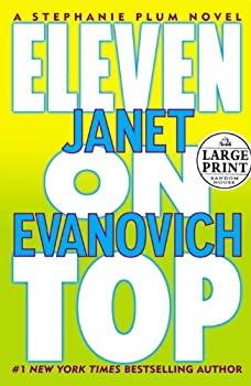 Paperback Eleven on Top [Large Print] Book